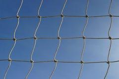 Goal Netting 1 Stock Photo