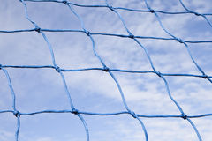 Goal netting Royalty Free Stock Photo