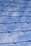 Goal netting Stock Photo
