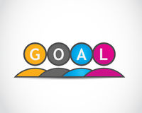 Goal, Objective, Target Group Royalty Free Stock Image