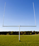 Goal Post Stock Photography