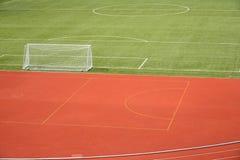 Goal Post Stock Photos