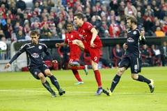 Goal Robert Lewandowski   Bayern Munich Stock Photo