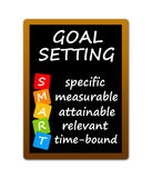 Goal Setting Royalty Free Stock Photography