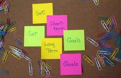 Free Goal Setting Motivation Royalty Free Stock Photos - 16568708