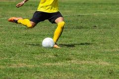 Goal shooting Royalty Free Stock Image