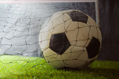 Goal Royalty Free Stock Photo