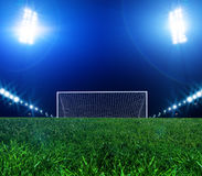 Goal Royalty Free Stock Photography