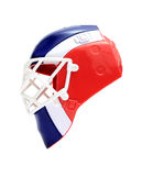 Goaler mask Royalty Free Stock Image