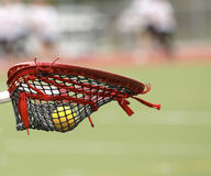 Goalie Ball Royalty Free Stock Photography