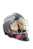 Goalie helmet Stock Image