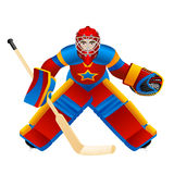 Goalie Stock Images