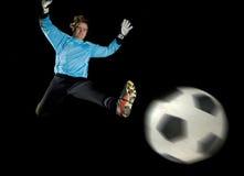 Goalkeeper Stock Photography