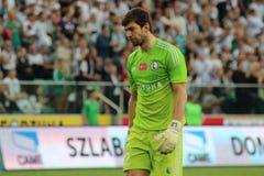 goalkeeper stock foto