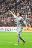 goalkeeper stock afbeeldingen