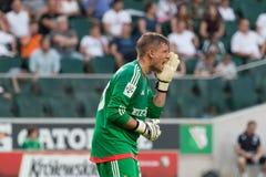 goalkeeper stock fotografie