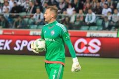 goalkeeper Photos stock