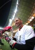 Goalkeeper Beto of FC Sevilla Royalty Free Stock Image