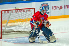 Goalkeeper Czech Republic Marcel Kucera (1) Royalty Free Stock Photo