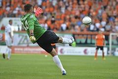 Goalkeeper Royalty Free Stock Photo