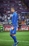 Goalkeeper Maarten Stekelenburg of Netherlands Stock Photo
