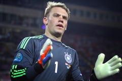 Goalkeeper Manuel Neuer of Germany Stock Image