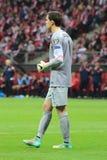 Goalkeeper Stock Images