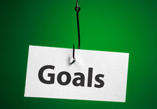 Goals Royalty Free Stock Photos