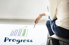 Goals Growth Success Target Concept Stock Photography