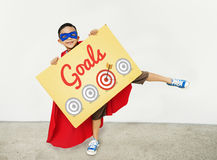 Goals Target Arrow Icon Graphic Concept Royalty Free Stock Photo