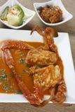 Goan Crab Curry Stock Photo