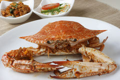 Goan Crab fry Stock Images