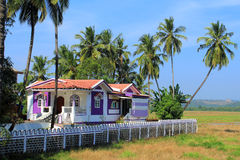 Goan house Royalty Free Stock Photos