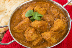 Goan Pork Vindaloo Royalty Free Stock Photos