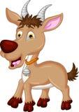 Goat cartoon isolated Stock Photos