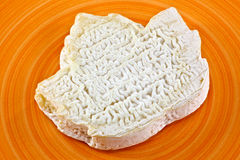 Goat cheese Royalty Free Stock Image