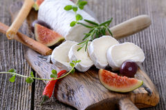 Goat cheese Royalty Free Stock Photography