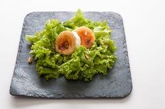 Goat cheese salad Stock Image