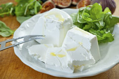 Goat Cheese Salad Stock Photos