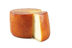 Goat cheese from Sardinia Royalty Free Stock Images