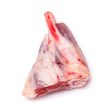 Goat meat shank royalty free stock photography