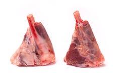 Goat meat shanks Stock Photo