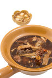 Goat soup chinese style Royalty Free Stock Images