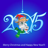 Goat - symbol 2015 - Illustration Stock Image
