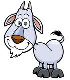 Goat. Vector illustration of Goat Cartoon Stock Images