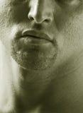 goatee αρσενικό Στοκ Φωτογραφίες
