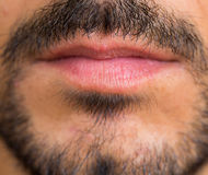 Goatee Stock Photo