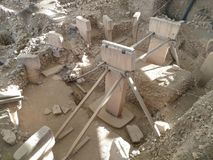 Gobeklitepe royalty free stock images