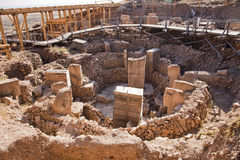 Gobeklitepe, Sanliurfa, Turkey Stock Photography