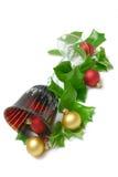 Gobelet de Noël Photographie stock libre de droits